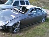 Mercedes-Benz CLS550, 5.5 l., sedanas