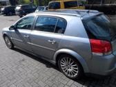 Opel Signum. Kebulo defektai, pabraukytas vienas sonas,   auto