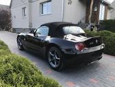 BMW Z4, 3.0 l., kabrioletas / roadster