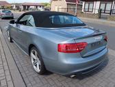 Audi A5, 3.0 l., kabrioletas