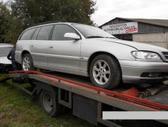 Opel Omega. Automobilis dar neisardytas! taikome detalem