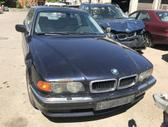 BMW 740. Bmw 740 d  2000m dalimis