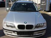 BMW 330 dalimis. Bmw e46 330d europinis dalimis  spalva:354