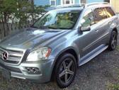 Mercedes-Benz GL350 BlueTEC, 3.5 l., visureigis