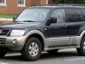 """Mitsubishi Pajero. Uab""""detalynas"""" naudotos automobilių dalys."""