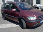 Opel Zafira. Automobilis dar neisardytas! taikome detalem