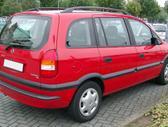 """Opel Zafira. Uab""""detalynas"""" naudotos automobilių dalys. nemėžis,"""