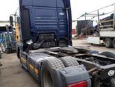MAN TGA, semi-trailer trucks