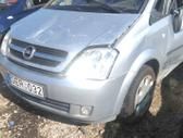 """Opel Meriva. Uab""""detalynas"""" naudotos automobilių dalys. nemėžis,"""