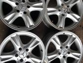 Mercedes-Benz, light alloy, R16