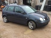 Volkswagen Polo for parts. Dirbame nuo 9h iki 17h
