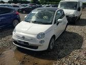 Fiat 500. Dalimis is anglijos