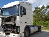 DAF 105 XF, semi-trailer trucks