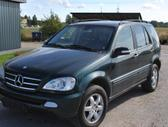 Mercedes-Benz ML400, 4.0 l., visureigis