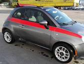 Fiat 500, 1.4 l., kabrioletas