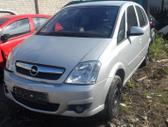 Opel Meriva dalimis. Meriva a 1,7d 81kw,mechanika 6 begiai