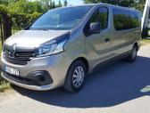 Renault Trafic Multivan ford, keleiviniai mikroautobusai