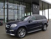 Mercedes-Benz GL500, 4.7 l., visureigis