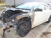 Mercedes-Benz CLA220 dalimis