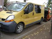 Renault Trafic, Пассажирские микроавтобусы