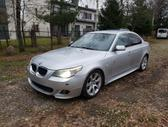 BMW 530 по частям. Bmw e60 530d  spalva: titansilber metallic -