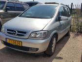 Opel Zafira, 2.2 l., vienatūris
