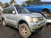 Mitsubishi Shogun по частям