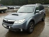 Subaru Forester по частям. Jau lietuvoje,