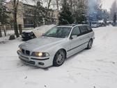 BMW 525 dalimis. Bmw e39 525d touring spalva: titansilber