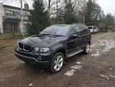 BMW X5 по частям. Bmw e53 x5 3.0d spalva: black sapphire