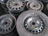 Volkswagen, plieniniai štampuoti, R15