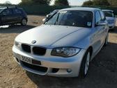 BMW 120 dalimis. Bmw 120d 130kw 2008metu dalimis m apdaila m