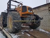 Claas Dismantled Renault Ares, tractors