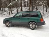 Subaru Forester. Siunčiame visoje lietuvoje