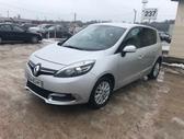 Renault Scenic, 1.5 l., mpv / minivan