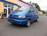 Volkswagen Multivan. Automobilio dalis galite apžiūrėti ir į