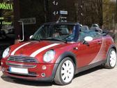 Mini Cooper, 1.6 l., kabriolets / roadster