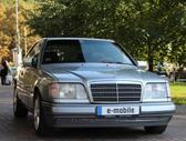 Mercedes-Benz E200, 2.0 l., kupeja (coupe)