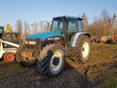 New Holland Dismantled 8560/New Holland TM, tractors