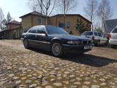 BMW 735 dalimis. Bmw e38 735i lci spalva: cosmosschwarz