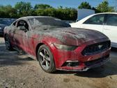 Ford Mustang. šio automobilio dalis galite apžiūrėti ir įsigyti