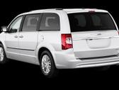 Chrysler Town & Country, 3.6 l., minivens