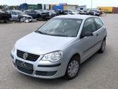 Volkswagen Polo. Variklio kodas: bnm ` ii angaras `