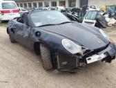 Porsche Boxster. šio automobilio dalis galite apžiūrėti ir į