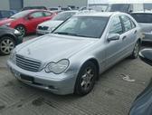 Mercedes-Benz C200. Mb c200 2004m. lieti ratai dalimis