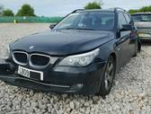 BMW 520. Bmw 520 2008m. universalas, automatinė pavarų dėžė,