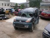 Renault Kangoo kėbulo dalys