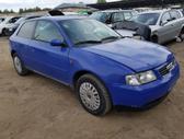 Audi A3 dalimis. Prekyba originaliomis naudotomis detalėmis.