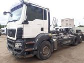 MAN TGS, semi-trailer trucks