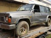 Nissan Patrol dalimis. 2.8 85 kw. variklis dalimis. tiltų ir